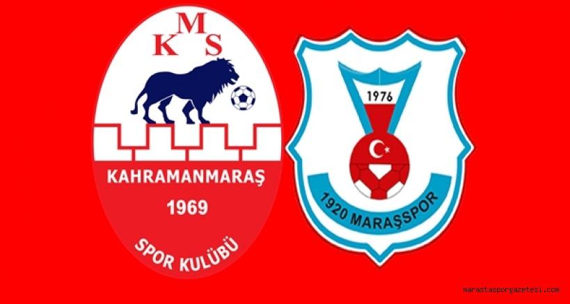 Kahramanmaraşspor 1920 Maraşspor birleşmesi gerçekleşmedi
