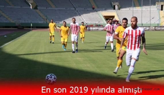 Kahramanmaraşspor, 26 maç sonra rakibine puan kazandırdı