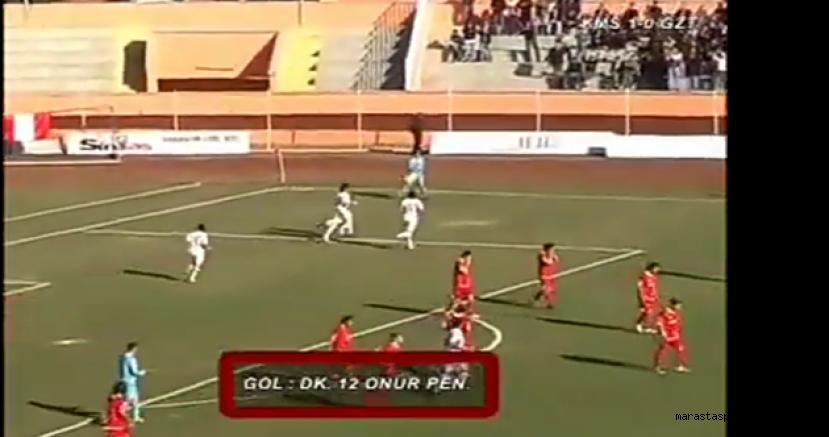 Kahramanmaraşspor 3-0  Göztepe  Özet Yükselme grubu