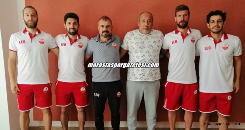Kahramanmaraşspor 4 oyuncuya daha imza attırdı