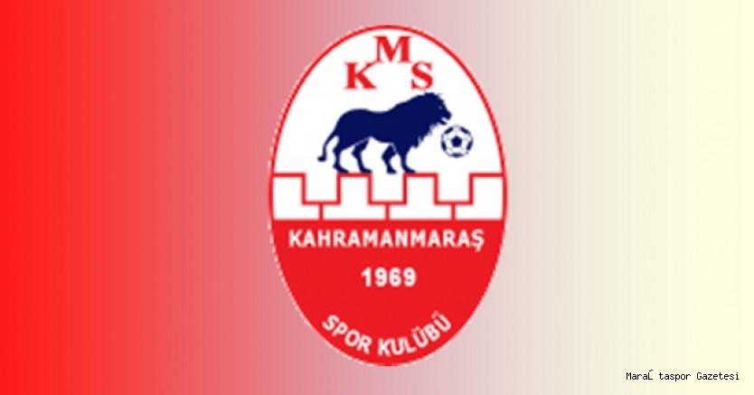 Kahramanmaraşspor'a Kahramanmaraş'lı teknik ekip