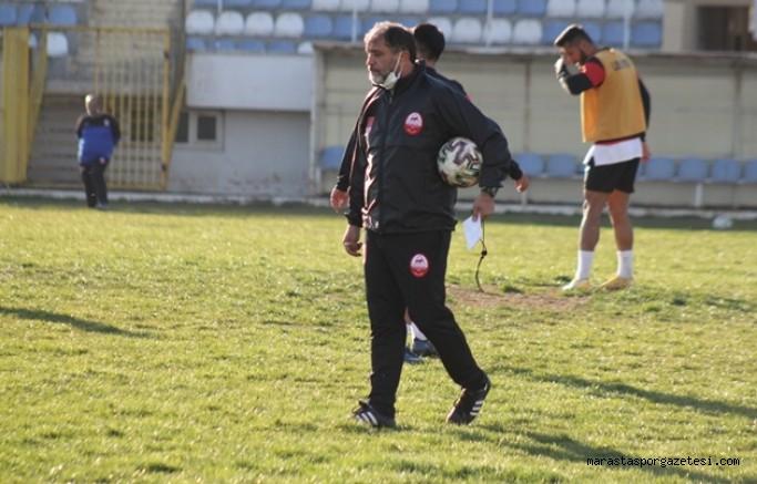 Kahramanmaraşspor'a Taşkın Güngör yaramadı