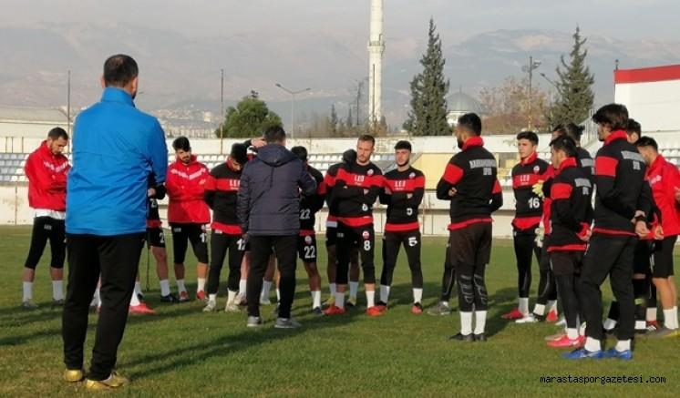 Kahramanmaraşspor'a verilen izin sona erdi