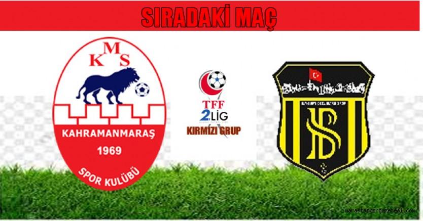 Kahramanmaraşspor - Bayburt Özel İdarespor maçı ne zaman saat kaçta hangi kanalda?