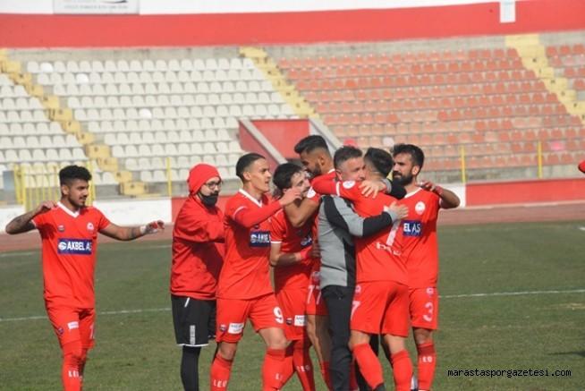 Kahramanmaraşspor'da 13 oyuncunun sözleşmesi sona erdi