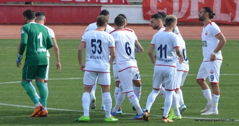 Kahramanmaraşspor'da 7 oyuncuya izin verildi