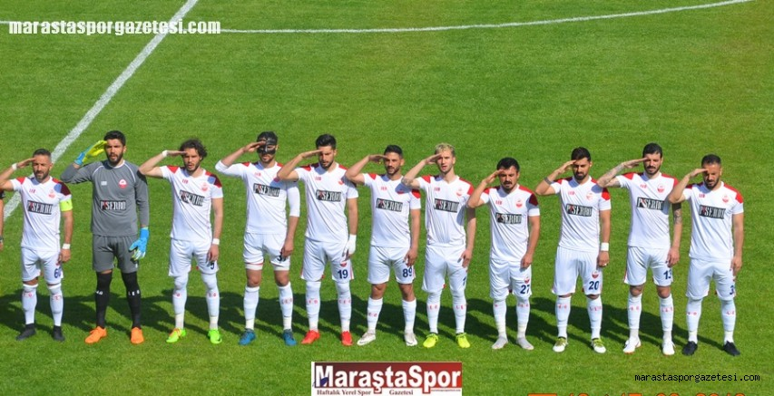 Kahramanmaraşspor'da Ayrılık