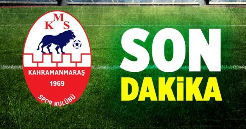 Kahramanmaraşspor'da başkanlık için onun adı geçiyor