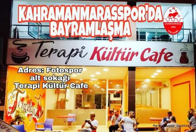 Kahramanmaraşspor'da Bayramlaşma 1.gün
