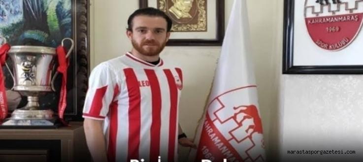 Kahramanmaraşspor'da sözleşmesi biten Talha Mayhoş yeni takımı  ile anlaştı