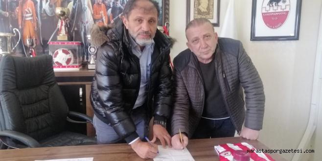 Kahramanmaraşspor'da yeni teknik direktör Belli oldu