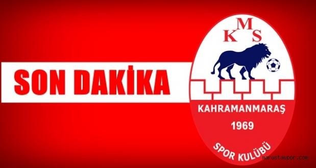Kahramanmaraşspor'dan Caner Yılmaz hakkında açıklama