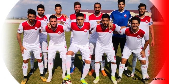 Kahramanmaraşspor, Diyarbekirspor  ile berabere kaldı