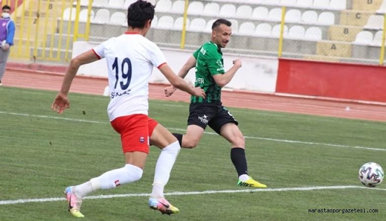 Kahramanmaraşspor galibiyeti unuttu