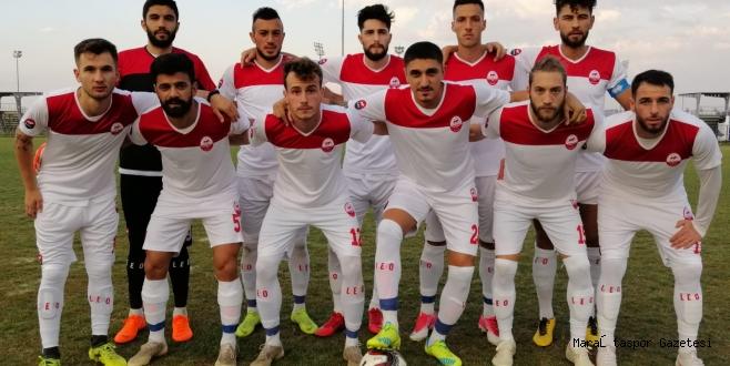 Kahramanmaraşspor kamptaki  İlk Hazırlık maçında mağlup