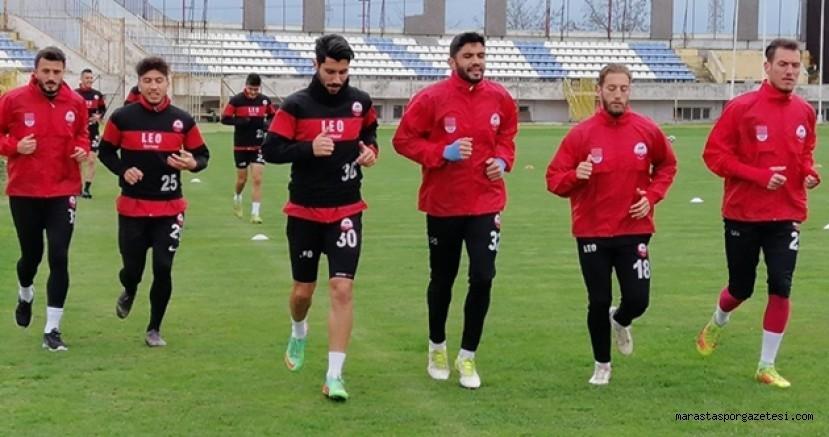 Kahramanmaraşspor'lu oyunculara izin verildi