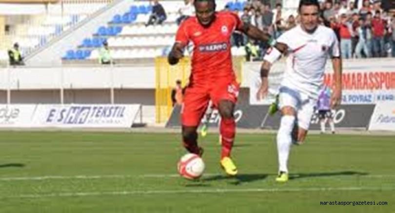 Kahramanmaraşspor -Tavşanlı Linyitspor PTT 1.lig Özet