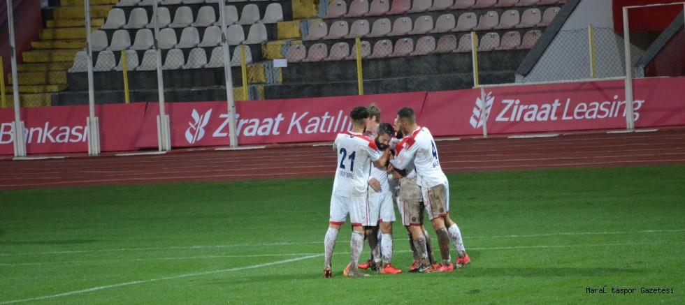 Kahramanmaraşspor'un 1 ve 2. hafta maç programı açıklandı