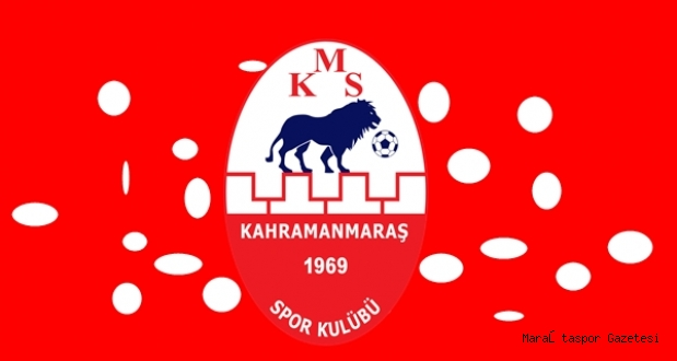 Kahramanmaraşspor'un Son dakika Kadrosu