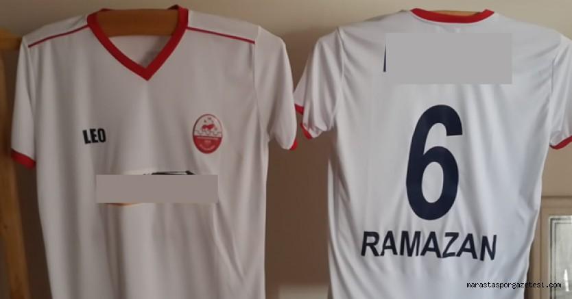 Kahramanmaraşspor'un formasına 2 Sponsor!