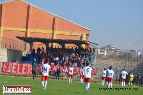 Kahramanmaraşspor'un Niğde deplasmanında attığı gol