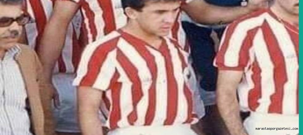 Kahramanmaraşspor'un efsane oyuncusu