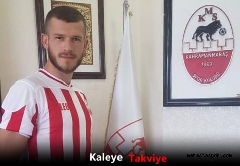 Kaleci Murat Hocaoğlu Kahramanmaraşspor'da