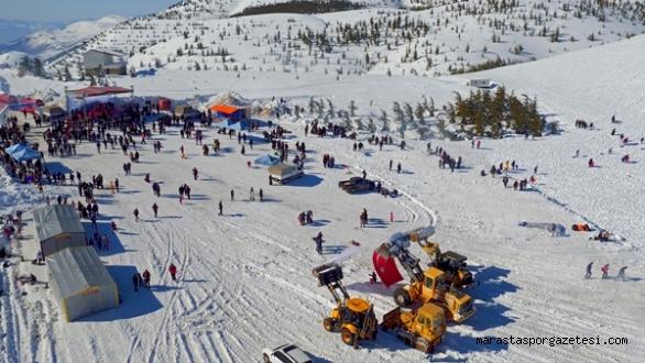 Kayak Merkezi'ne Otobüs Seferi Başlıyor