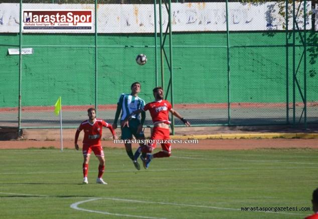 Kırşehir deplaslanında Kahramanmaraşspor'un yediği gol