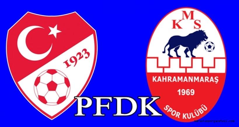 Kırşehir  maçı sonrası PFDK'ya sevk edildi