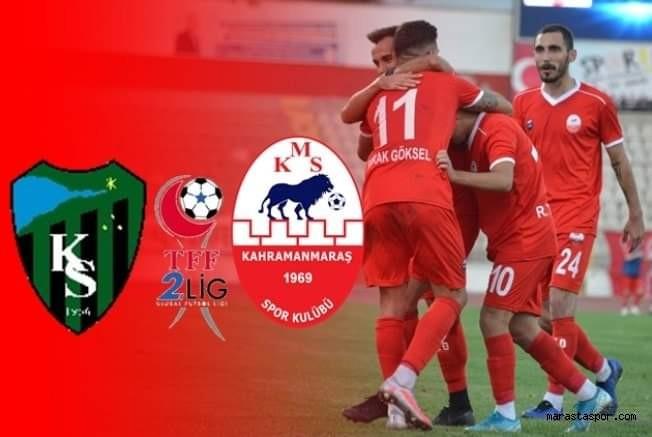 Kocaelispor - Kahramanmaraşspor maçı canlı yayınlanacak