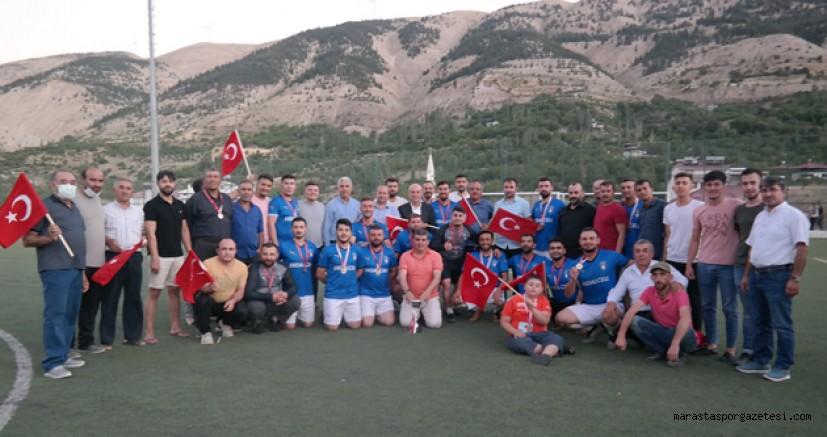 Kupa İstiklal Spor'un