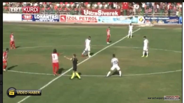Maç Özeti Siverek Belediyespor - Elbistanspor