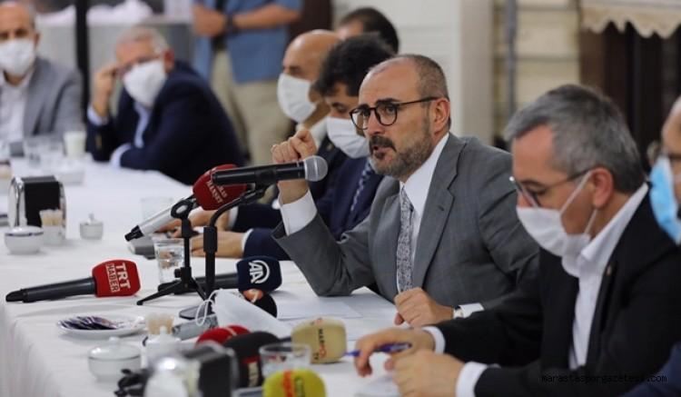 Mahir Ünal: Kahramanmaraşspor için canlı yayın yaptım