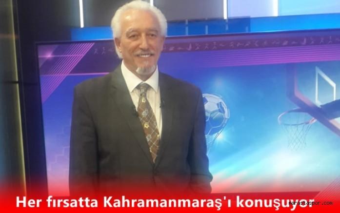 Mahmut Alpaslan, Kahramanmaraş'ı unutmadı