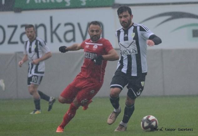 Manisa BBSK - Kahramanmaraşspor maçının özeti
