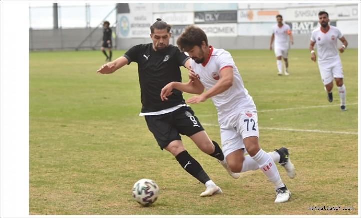Manisa Futbol Kulübü - Kahramanmaraşspor Maçının Geniş Özeti