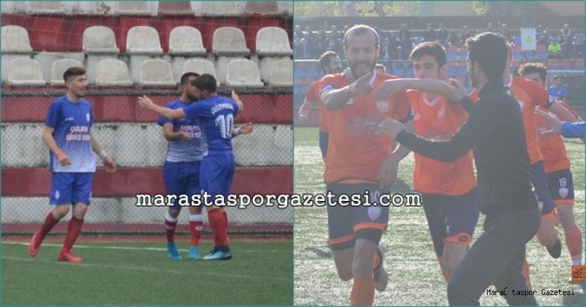 Maraşspor-Çağlayanceritspor  maçı oynanmayacak