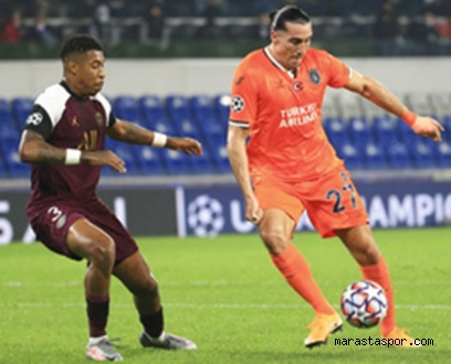 Medipol Başakşehir 0-2 PSG  özet