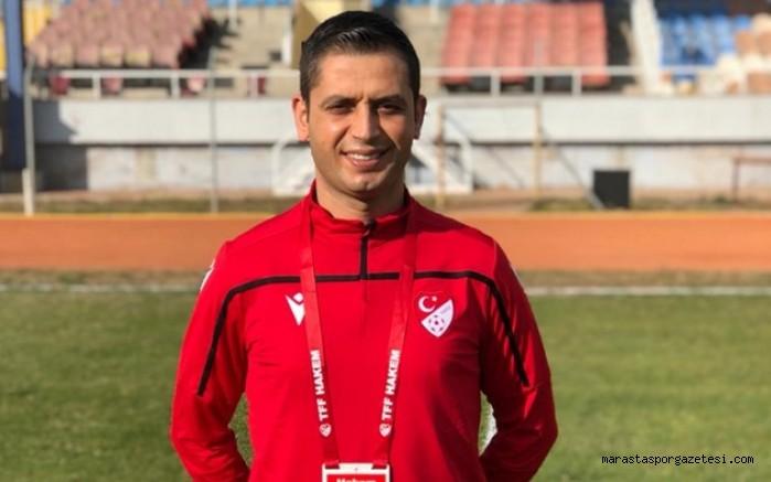 MHK'dan Adem Şahan'a 3. Ligde liderin maçında görev