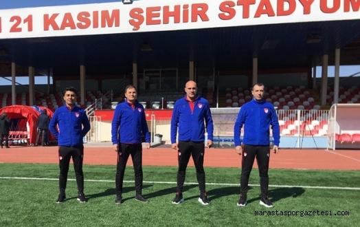 MHK'dan Kahrmanmaraş'lı 4 hakeme 3. Ligde görev