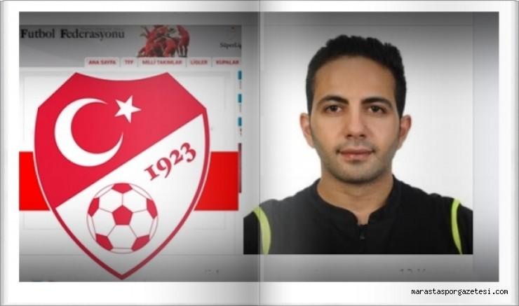 Mustafa Onur Özgenç'e 2.lig  maçında görev
