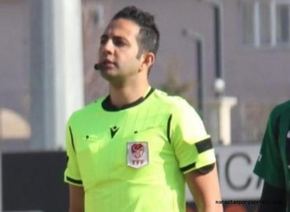 Mustafa Onur Özgenç'e 23.Haftada 2.Ligde görev
