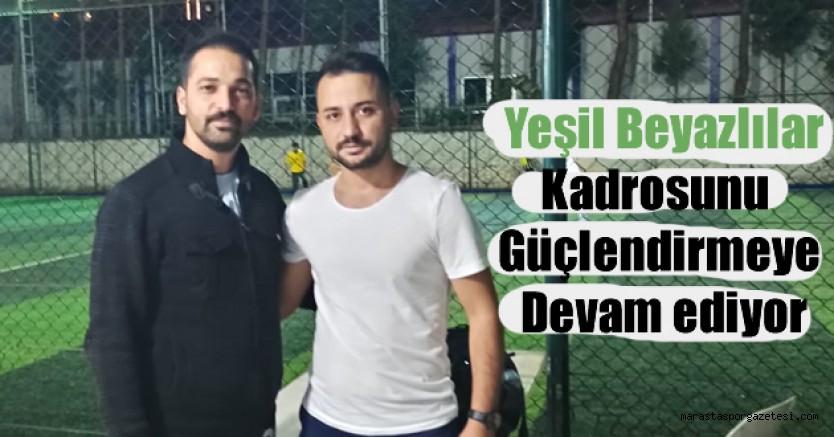 Nahırönü Dumlupınarspor, bir oyuncu ile daha anlaştı