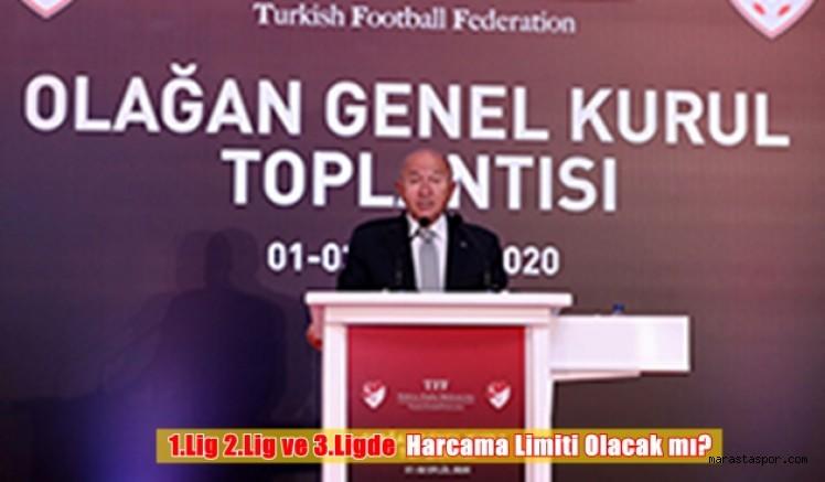 Nihat Özdemir, Kahramanmaraşspor Başkanının sorusuna kürsüde cevap verdi