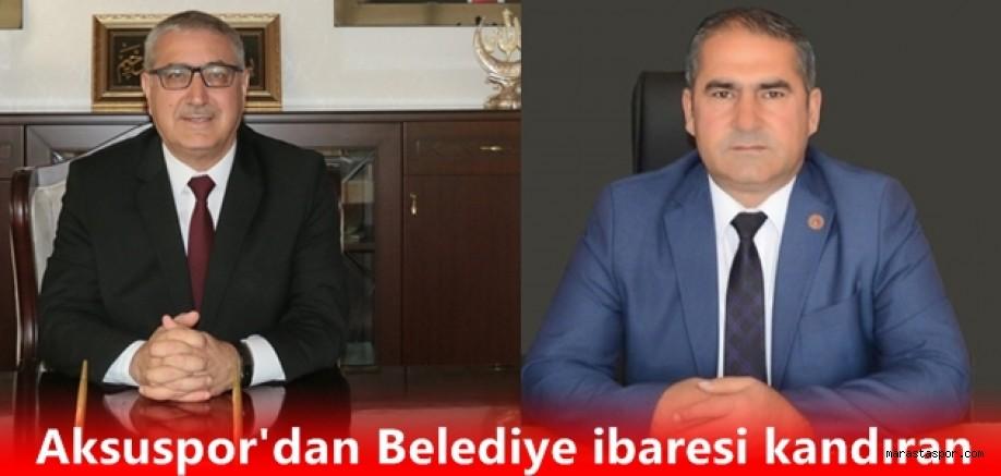 Nurhak Belediyespor'a hibe edilen otobüs üzerinden kendi Başkanına yüklendi