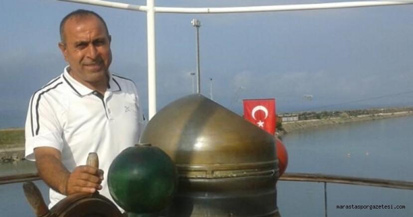 Nurhak Belediyespor'da Turabi Yıldız'ın acı günü