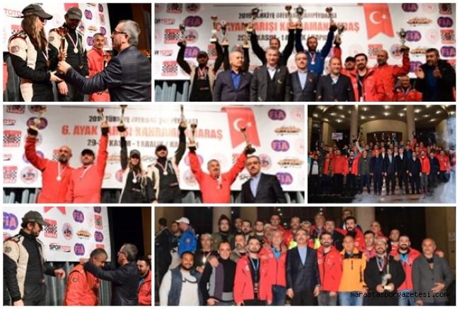 Offroad Şampiyonası Sona Erdi
