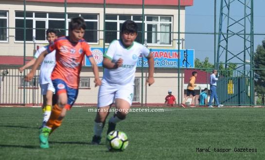 Osman Çullu U12 Şenlik Ligi Başladı