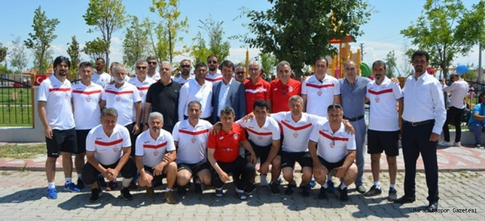 Osman Okumuş Veteranlar ile Nigde'de